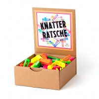 Display Mini Knatter Ratsche