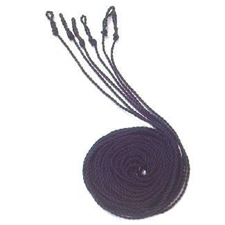 Yo-Yo Schnüre schwarz