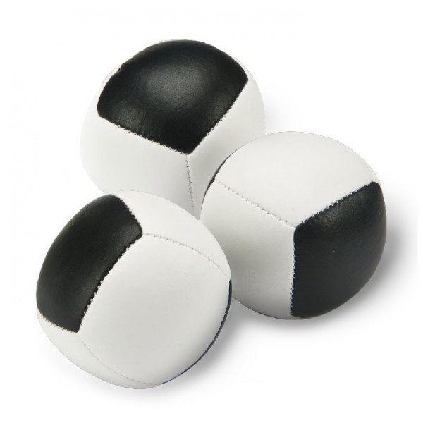 Bean Bag black n white 62 mm
