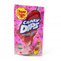 Chupa Chups Crazy Dip Erdbeere Chupa Chups