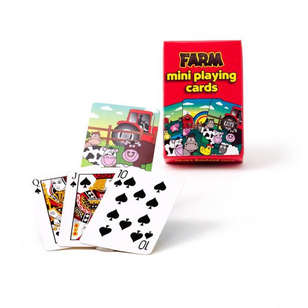 Mini Kartenspiel Farmtiere