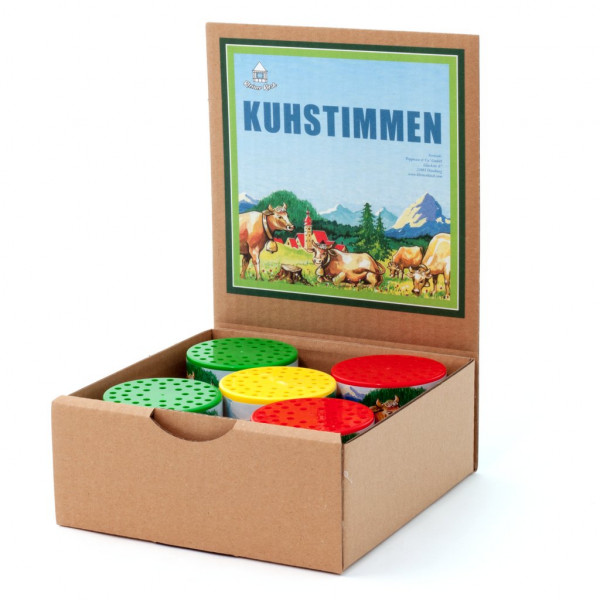 Display Kuhstimme