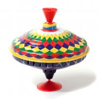 Tonkreisel Multicolor
