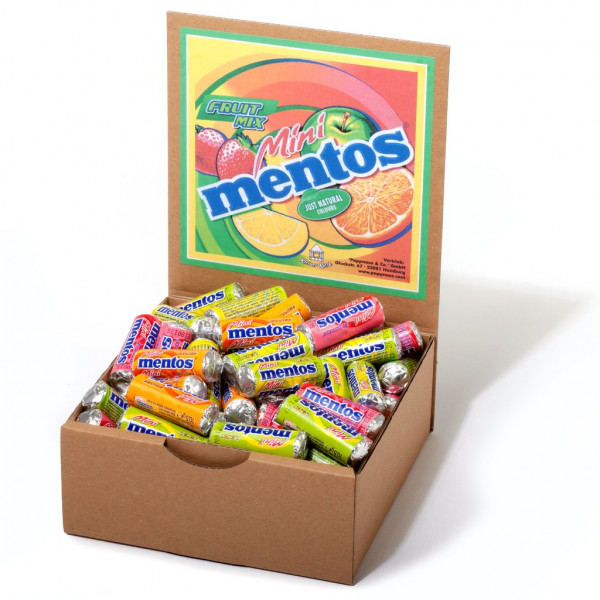 Display Mentos Mini