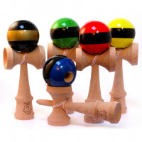 Kendama Competition Stripes