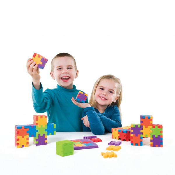 Happy Cube Display klein Happy