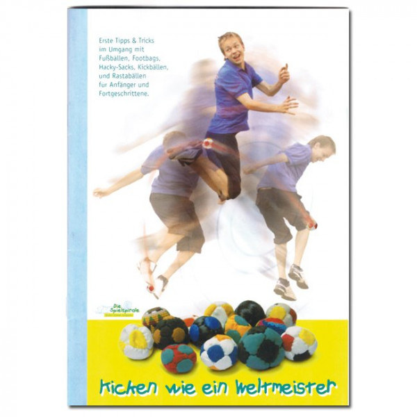 Buch Kicken wie ein Weltmeister