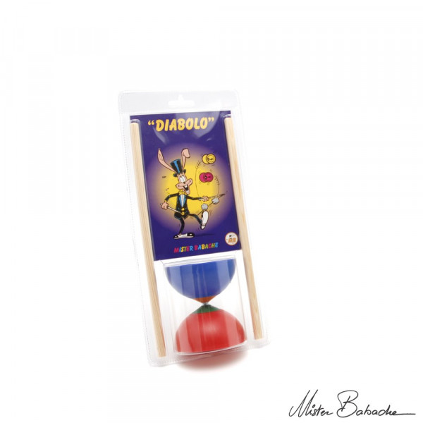 Diabolo Rainbow Set