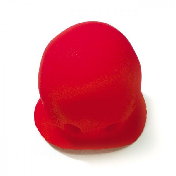 Clown-Nase - Knubbel - rot
