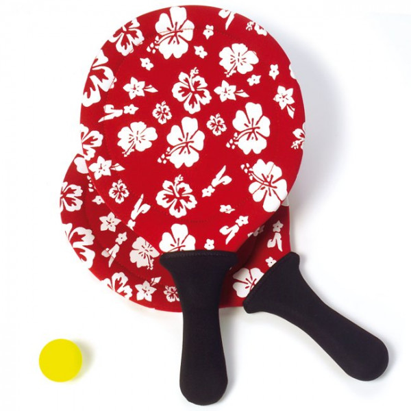 Flower-Tennis-Set
