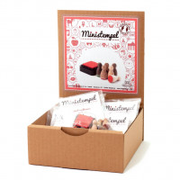 Display Ministempel Mix
