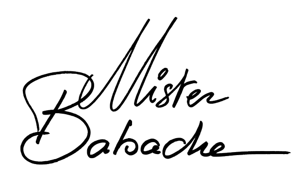 Mister Babache