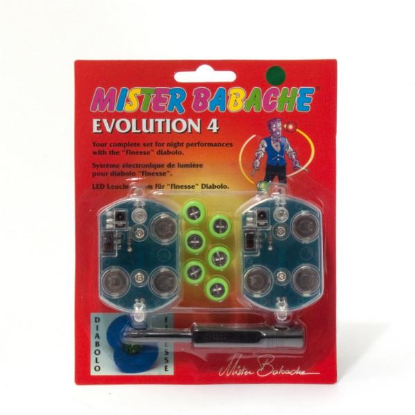 Evolution Kit No 4 Mister Babache