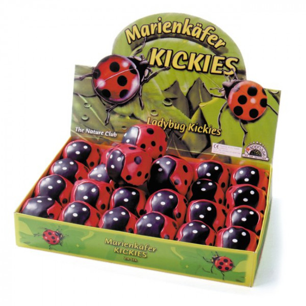Kickie Marienkäfer