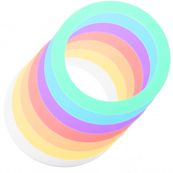 Jonglierring Pastell 32 cm ø