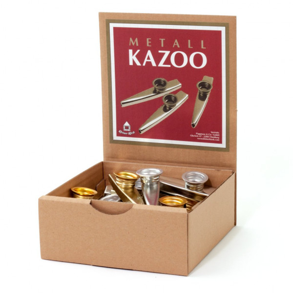 Display Metall Kazoo