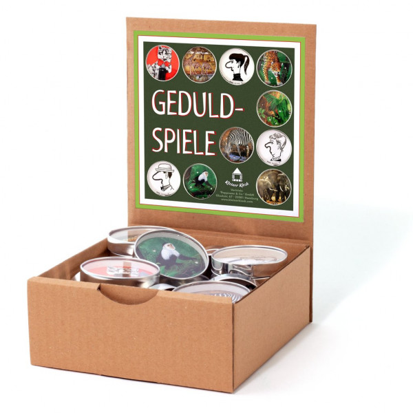 Display Geduldspiele