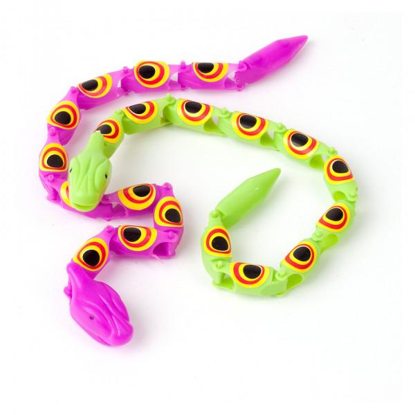 Ringelnatter - Gliederschlange